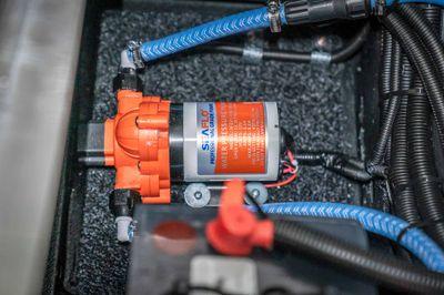 12 volt marine grade high pressure water pump