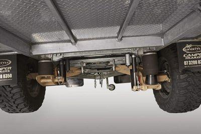 Airbag Suspension Upgrade - 2.8T Cruisemaster ATX - Stage 3