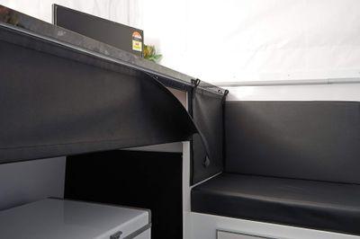 Additional Internal Front Storage