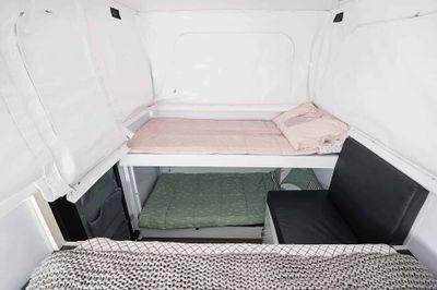 Optional Bunk Layout