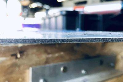 Lightweight Composite Aluminium Body
