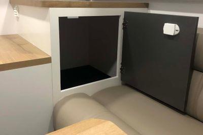 Internal Storage Areas