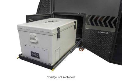 Fridge Slide - Passenger Side Front Storage Area