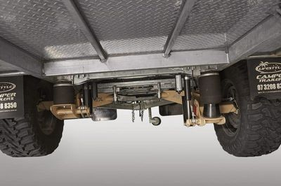 ATX 2.8T Airbag stage 3 suspension