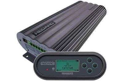 REDARC Manager 30 - BMS1230S2 MPPT Solar Controller / BC-DC Charger