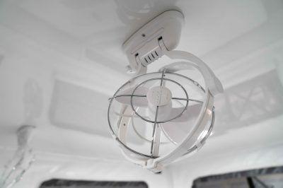 3-Speed Sirocco Fan