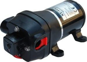 12V High Flow Water Pump with Tap